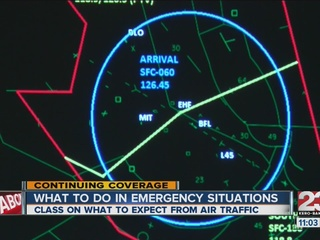 Kern Co. pilots learn about air traffic control