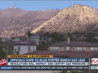Massive gas leak near LA plugged after 16 weeks