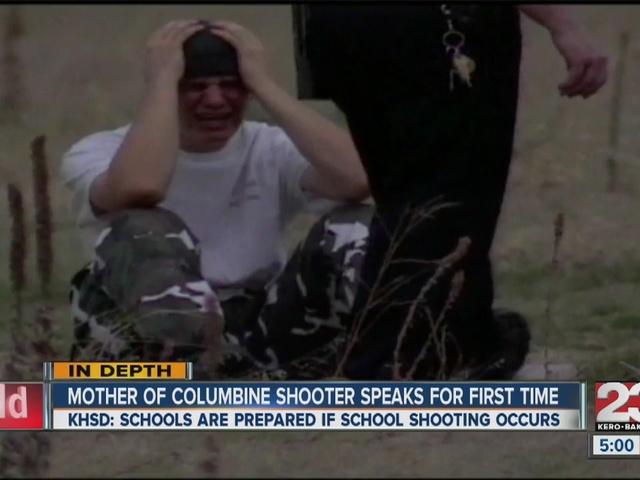 Arizona shooting comes same day as Columbine shooter's mother breaks silence