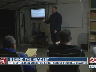 Offseason for Shafter's new football coach