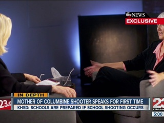 Columbine mother speaks on day of AZ tragedy