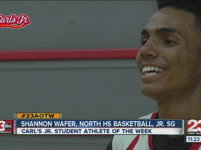 Male Athlete of the Week: Shannon Wafer