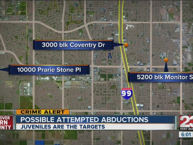 Possible Attempted Abduction