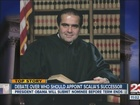 Scalia's passing creates bipartisan turmoil