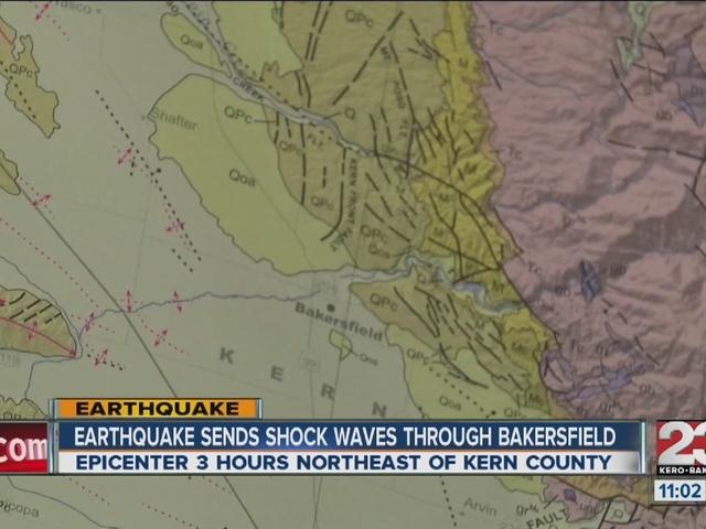 news local geologist debunks earthquake article