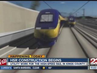 High-Speed Rail, Kern Co. reach settlement