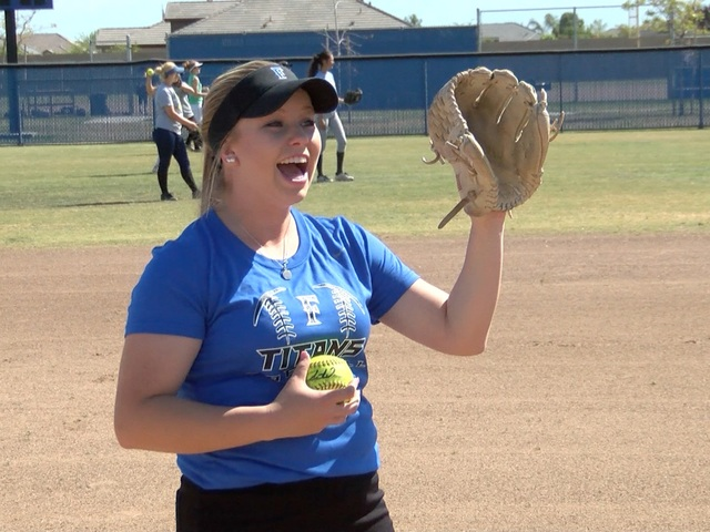 Female Athlete of the Week: Kaycee Olson