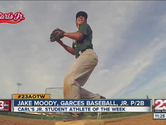 Male Athlete of the Week: Jake Moody