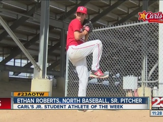 Male Athlete of the Week: Ethan Roberts
