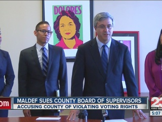 MALDEF explains lawsuit against Kern County