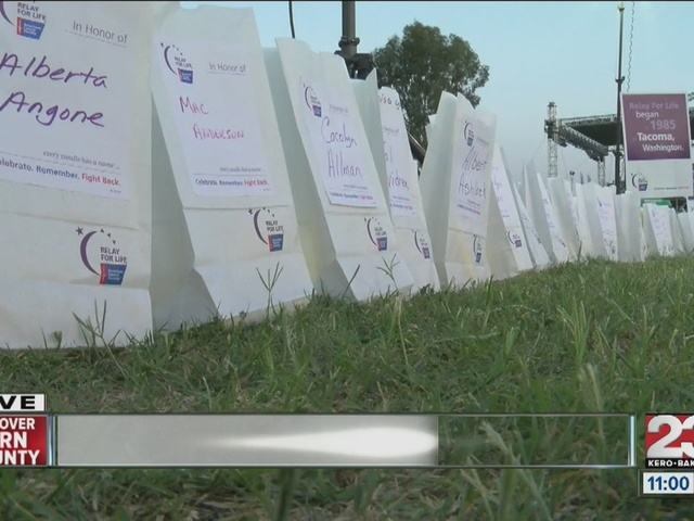 Relay for Life a special event for mother and daughter