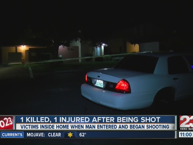 1 killed, 1 injured after being shot in Northeast Bakersfield home