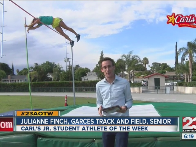 Female Athlete of the Week: Julianne Finch