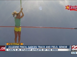 Female Athlete of the Week: Julianne Finch