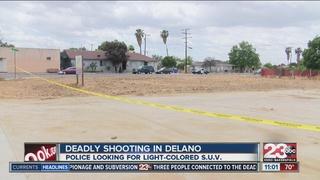 Coroners ID'd man killed in Delano shooting