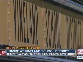 Divide at Vineland School District