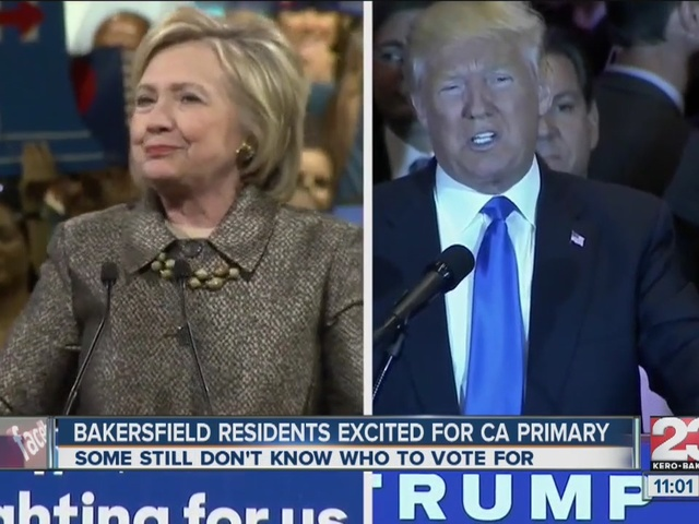 Local voters weigh in on presidential campaign