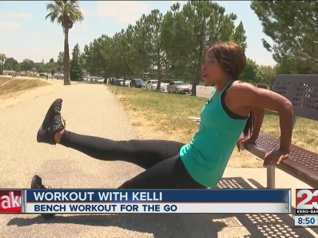Quick Cardio with Kelli