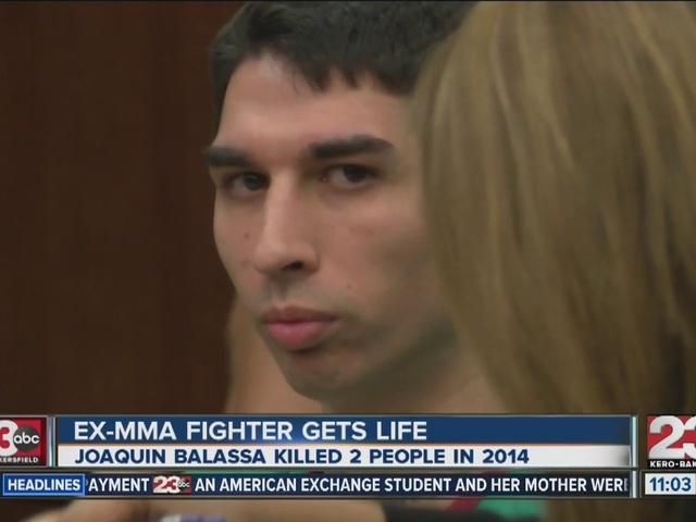 Joaquin Balassa gets consecutive life sentences