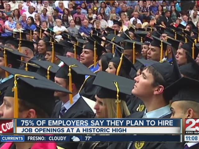 Hiring grads