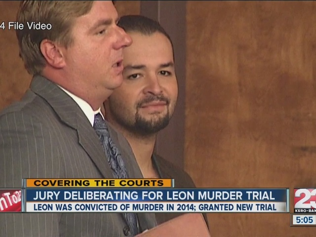 Jury deliberates in Alejandro Leon trial
