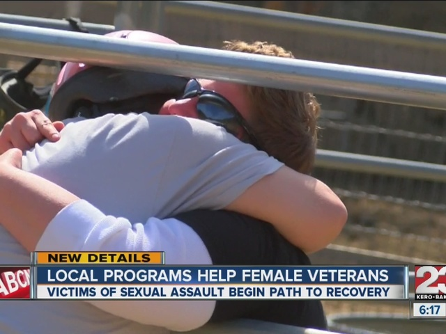 Local resources helping veterans with MST