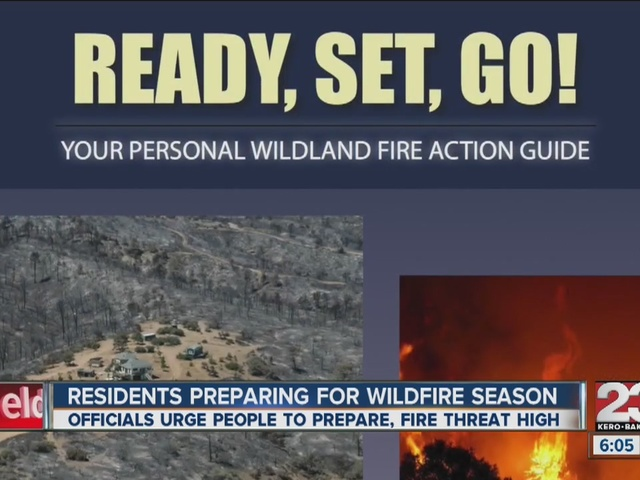 Bear Valley Springs Residents Prepare for Wildfire Season