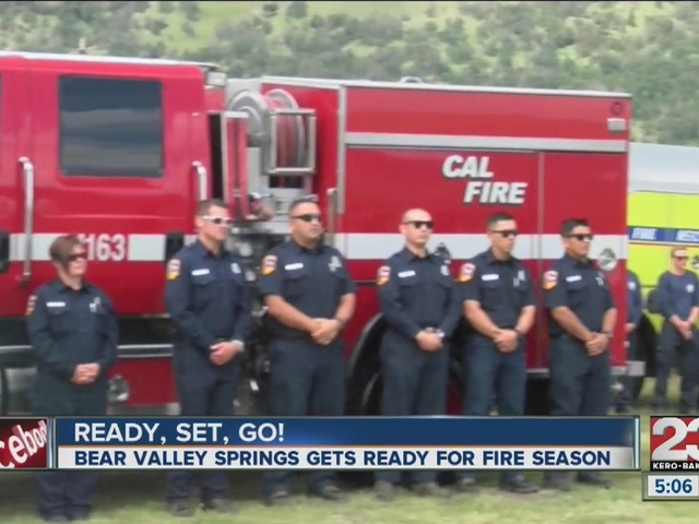 Bear Valley Springs gets ready for fire season