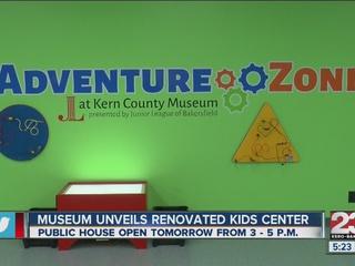 Newly rennovated Lori Brock Children's Center...