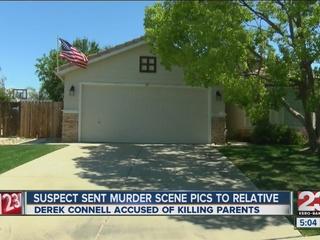 BPD: Killer suspect son took pic of dead parents