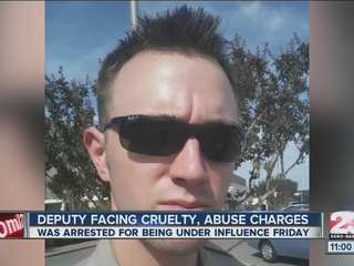 Former deputy convicted in assault, battery case