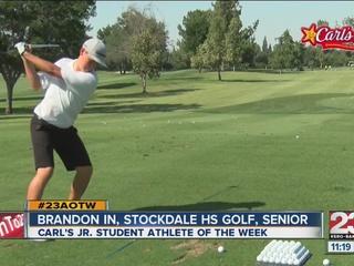 Male Athlete of the Week: Brandon In