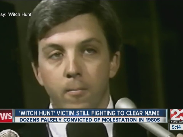 A look back: Kern County's 'Witch Hunt'; a man who was falsely accused…