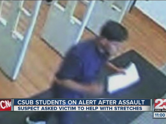 CSUB students on alert after strange assault