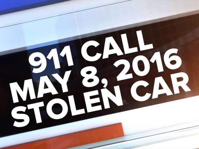 911 call details woman's wild ride