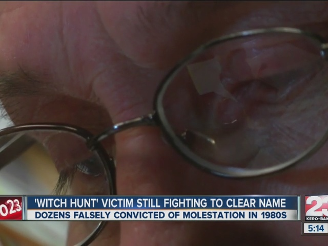 A look back: Kern County's 'Witch Hunt'; falsely accused man still…
