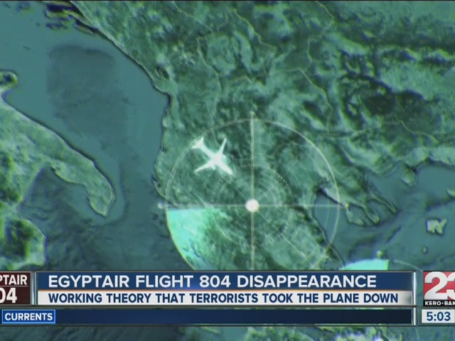 EgyptAir Flight 804 Update