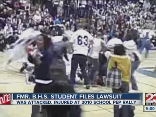 Former BHS student suing KHSD after attack