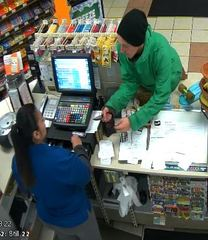 BPD searching for attempted AMPM robbery suspect