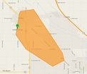 2,000 without power in Shafter