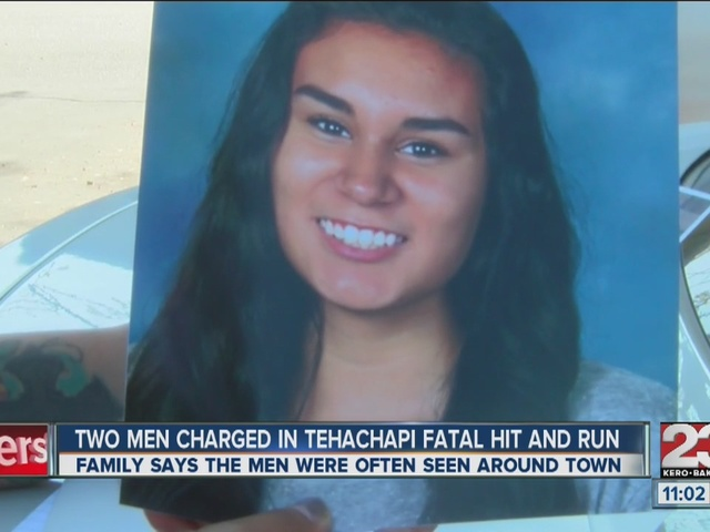 2 charged in Tehachapi hit and run, family reacts