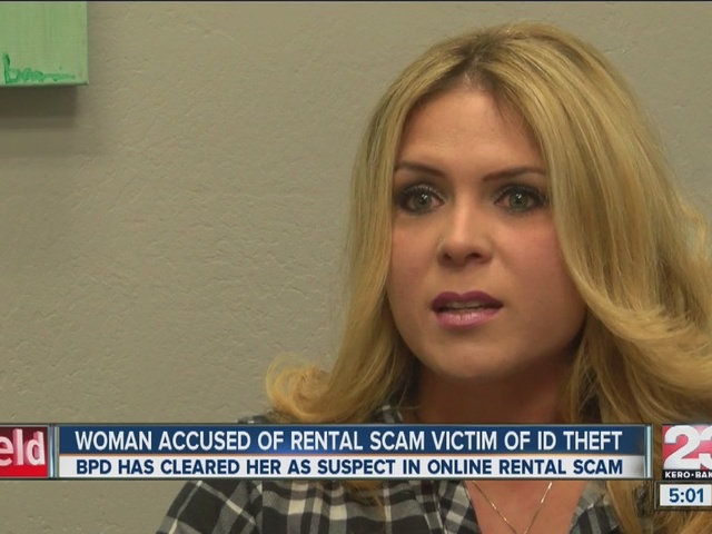 Identity theft victim speaks out