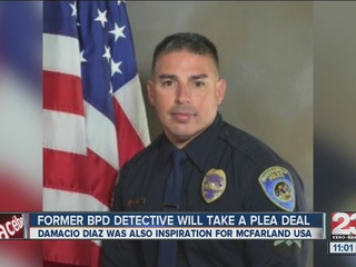 Bakersfield police detective reaches plea deal