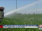 Bakersfield parks system ranks poorly in report