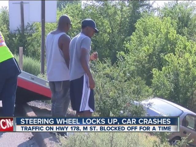 Hwy 178 crash