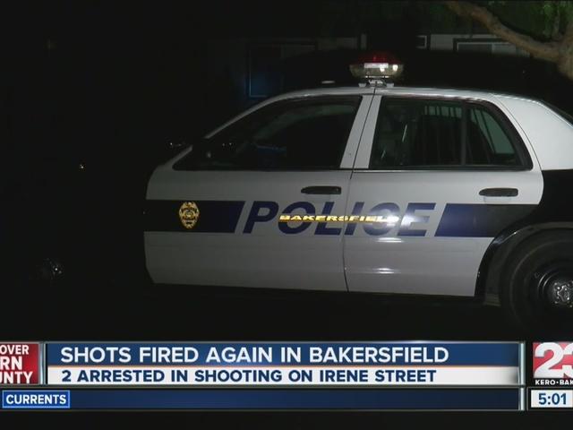 Irene st shooting