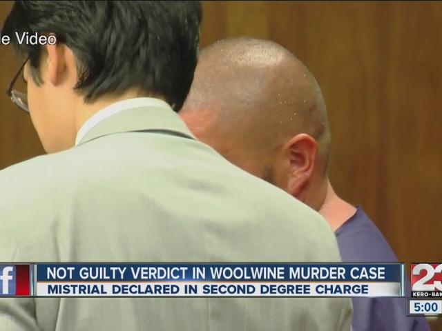Woolwine murder suspect found not guilty of first degree murder