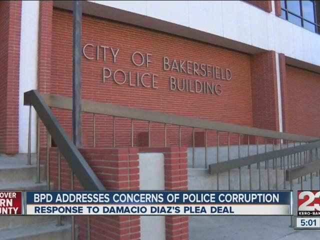 BPD addresses concerns of police corruption