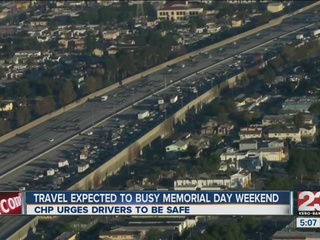 CHP warns drivers to be safe this weekend