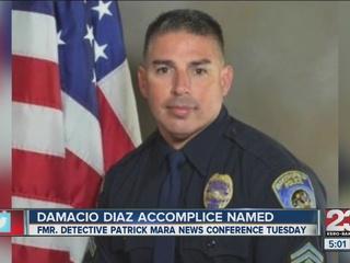 Documents released for Damacio Diaz's sentencing